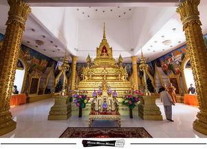 佛,温和慈祥,法相庄严,高7.2米,重八吨,为铜质贴金像,仿照   ...