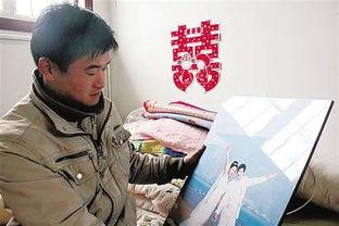与老婆家群交全文阅读-陶华江拿着与妻子的新婚照片-青岛甲流妈妈生下三胞胎离世 丈夫撑起...