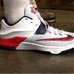杜兰特全新战靴 Nike KD 7 官方即将正式发布
