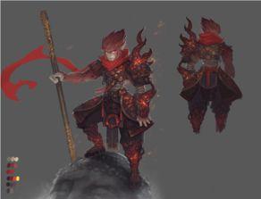 天迹痕-目前游戏已经开测,作为一个战斗力极强的英雄,孙悟空的技能也非常...