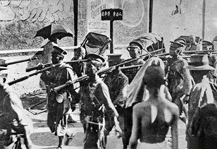...如此精良装备的东北军,为何没有一战之力