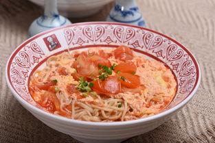 番茄鸡蛋面-加盟店排行榜陈怡顺担担面占领地域优势