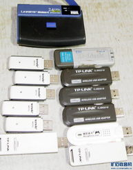 54M TPLINK 321G 无线网卡 20元
