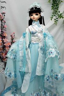SD娃娃图片1 古装风格