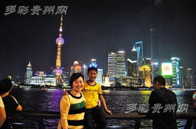 ...美丽的上海外滩夜景.-寻找 光明