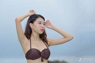 暮海晴玦-海滩少女 温晴 . 暮暮