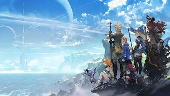 最终幻想传奇时空的水晶 开启事前登陆