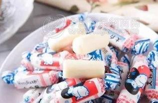 奶糖品牌,大白兔奶糖简介