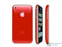 图为:红色iPhone 3G手机-联手U2 红色iPhone 3G圣诞节惊艳登场