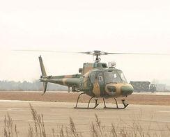 国产直11武装型直升机-揭秘直11直升机 为中国首架自主研制直升机