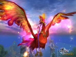 重生龙与凤-凤凰是中国神话传说中的神鸟,后来与