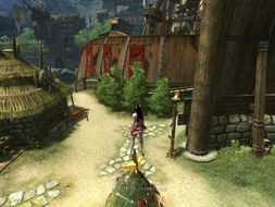 魔剑MM在圣诞树上的纪念照