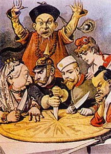 外国商人-黄祸论在欧洲 从清朝到新中国歧视华人从未停止