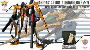 四代   动力装置:GN太阳炉(GN Drive)   推进器:GN粒子推进器(...