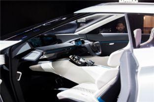 三菱汽车发布新款纯电动概念SUV
