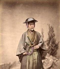 旧照揭日本武士剖腹文化 组图
