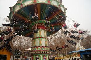 春节游乐场随拍 直接出图,望点评