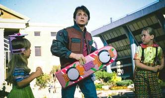 后,科幻电影《回到未来 2》中的许多科技已经得到兑现,悬浮