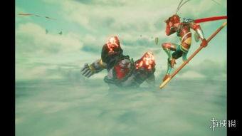 圣陨录-更多相关讨论请前往:   大圣归来   PS4《西游记之大圣归来VR试玩版...
