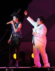 舞天变-演出前,主办方曾公布陈楚生要来担任孙燕姿个唱的嘉宾,但因为种种...