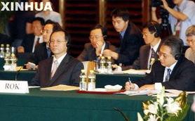 日上午,中国、朝鲜、美国、韩国、俄罗斯、日本六方会谈开始在北京...