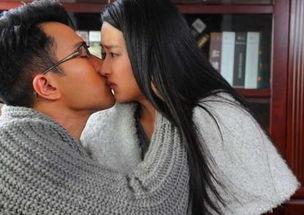 ...幂亲吻刘恺威 男女明星假戏真做激吻戏盘点