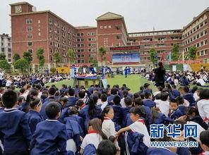 活动启动仪式在长郡教育集团湘阴城东学校举行.岳阳市副市长李为,...