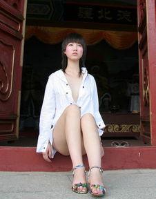 张筱雨人体艺术写真集-张筱雨私照 清纯不色情