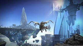 最终幻想14:重生之境宣传图-震惊 原来中国第一款西方魔幻网游竟然...