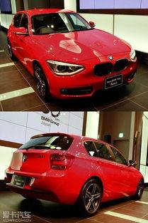 产不同版本不同番号的车型来提高竞争力.但让宝马的车迷们在辨识上...