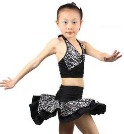 少儿拉丁舞训练着装要求及技巧