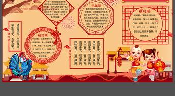 2017鸡年春节小报新年小报电子手抄报图片下载psd素材 元旦手抄报