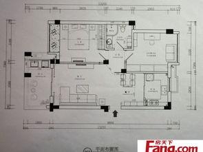 100平方自建房设计图-100平方二手房装修
