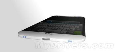 HTC概念手机现身 无边框设计 8.5mm厚度