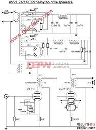 ...31 AVVT2A3 AZ4 5R4GYS胆机电路图