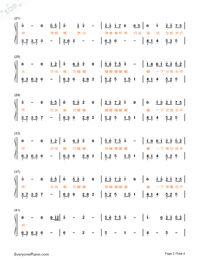 ...嘟嘟嘟嘟嘟嘟嘟钢琴谱文件 五线谱 双手简谱 数字谱 ... 表情