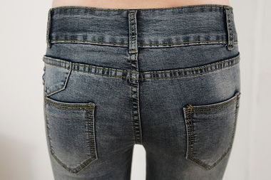 如何洗牛仔裤