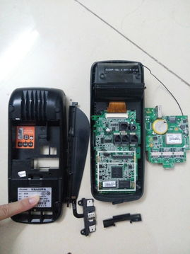 adf4350失锁-联迪E330拆机维修 打印坏 显示攻击代码 PED解锁码 程序丢失
