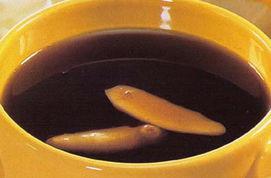 密封浸泡10-20分钟后代茶饮用,每日1剂,连续1月.可疏肝健脾,消...