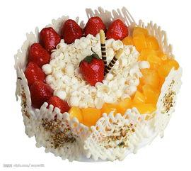 精美蛋糕图片