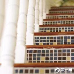 楼梯贴瓷砖方法技巧要记牢 一起来欣赏流行楼梯瓷砖