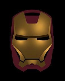 钢铁侠面具制作教程
