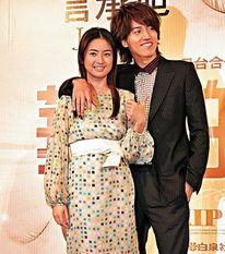 烦的人,昨日(17日)他在东京出席剧集记者会,坦言跟罗志祥合作台...