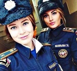 全球9大最美女警,荷兰女警让我彻底沦陷了