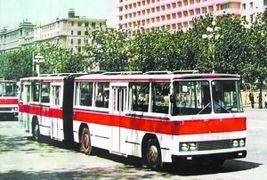 公交车 无轨电车