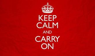 怎样让自己在气愤保持冷静?