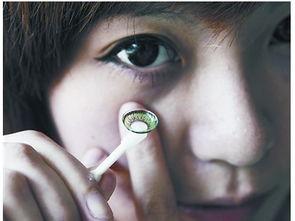 武汉17岁的婷婷,5月份配了副隐形眼镜,取戴几次后嫌麻烦,也就懒...