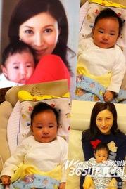 李嘉欣的儿子名叫许建彤 盘点娱乐圈的时尚辣妈