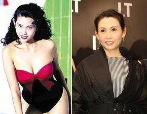 香港三级片女星整容失败旧照曝光