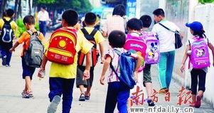 学大教育广州多区出台外来工子女入学细则
